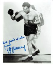 Max Schmeling Autograph Signed Photo